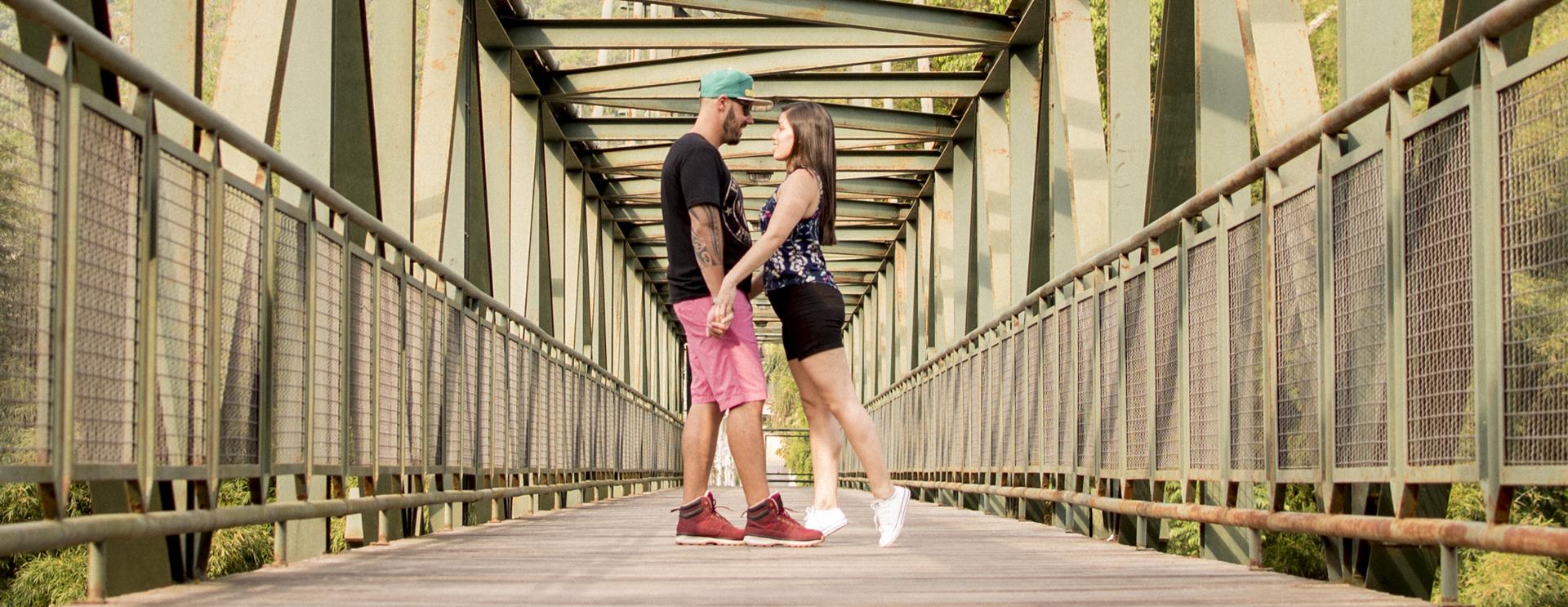 Jenifer e Sergio – Video Clipe